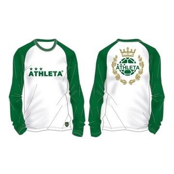 ATHLETAラグランTシャツ